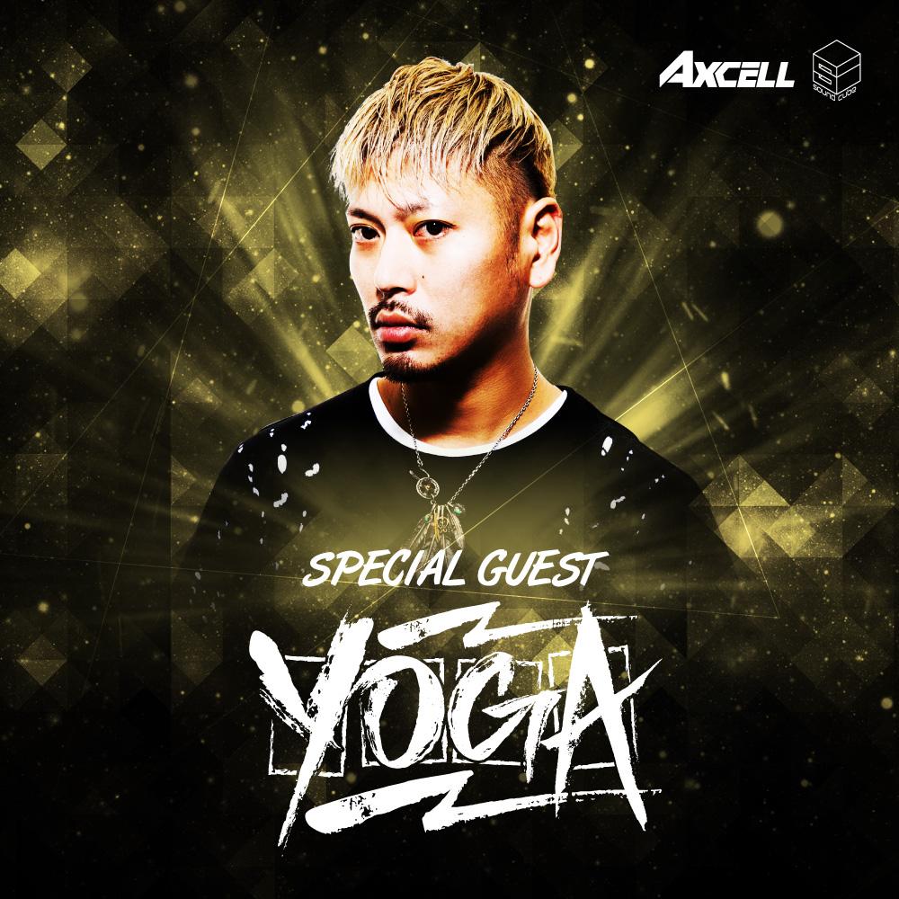 SPECIAL GUEST : DJ YOGA
