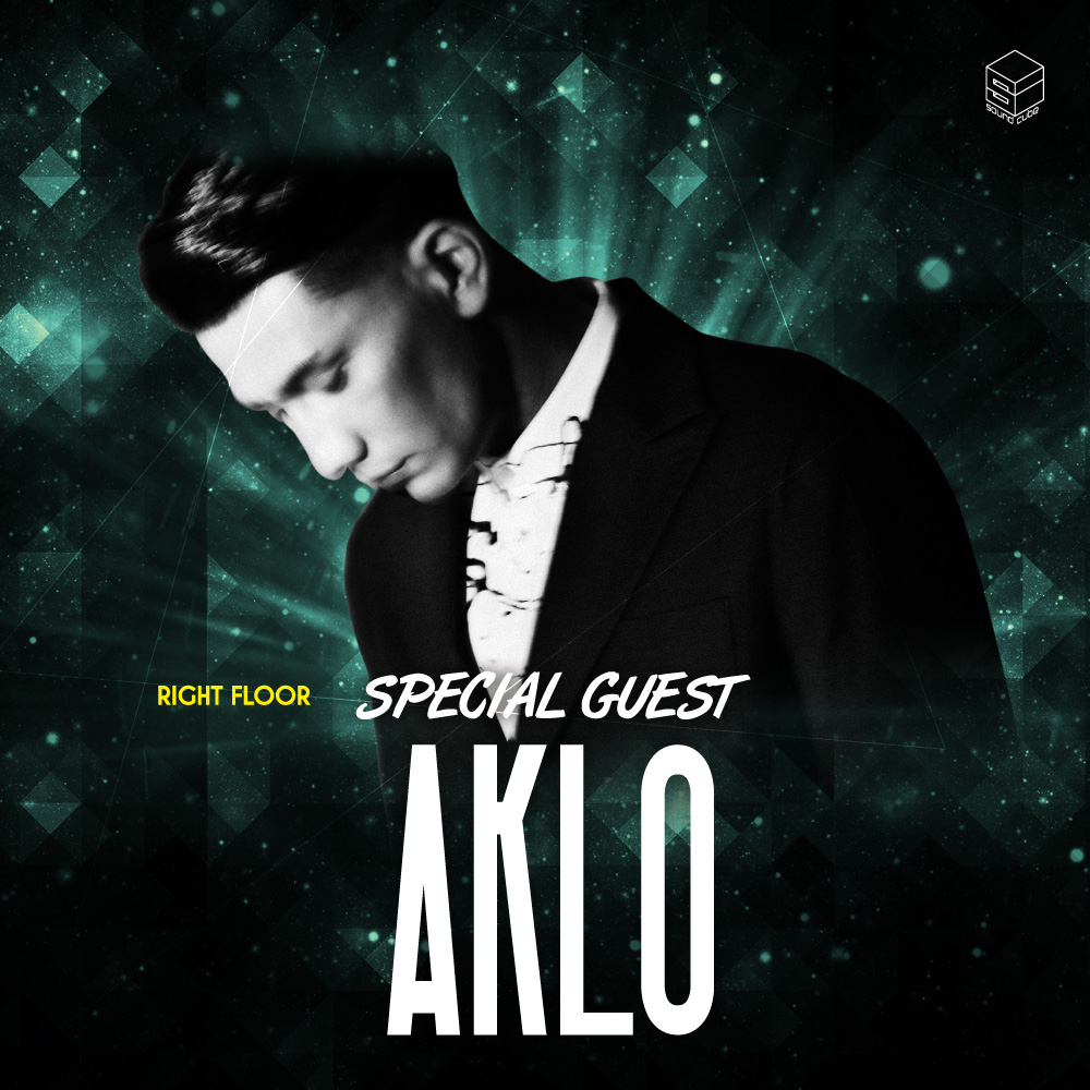 SPECIAL GUEST : AKLO
